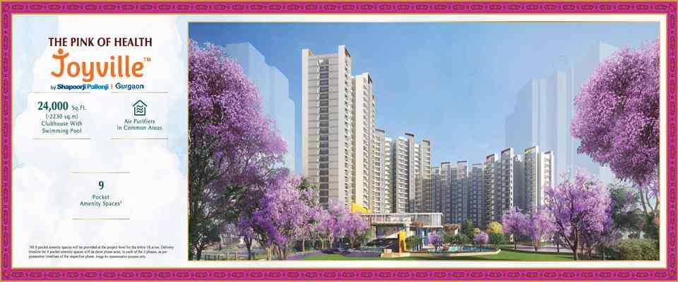 joyville phase 3 gurgaon